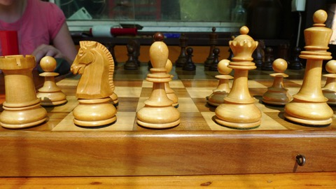The Dubrovnik Chess Set Emotion Of Chess